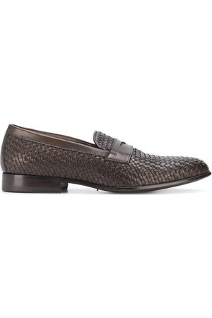 Scarosso Andrea woven loafers