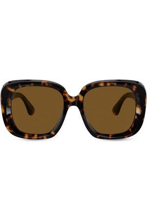 Oliver Peoples Nella tortoiseshell sunglasses