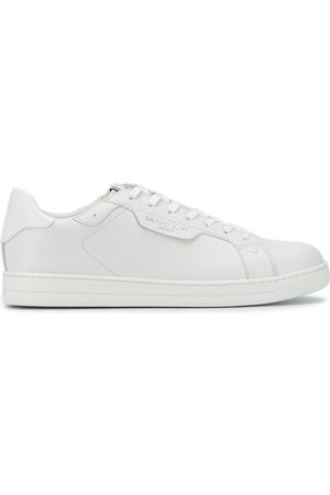 Michael Kors Keating pebbled-effect sneakers