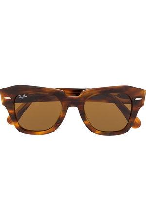Ray-Ban Sunglasses - State Street rectangle frame sunglasses