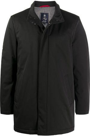 FAY Men Coats - High neck coat