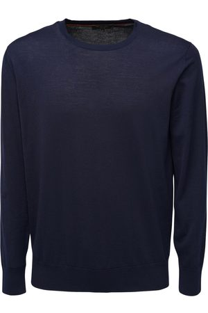 Loro Piana Wish Wool Knit Sweater