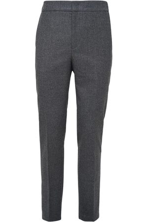 Loro Piana 17cm Flannel Wool & Cashmere Pants