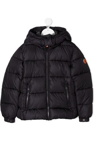 save the duck Zip-front padded coat