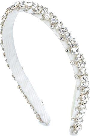 Jennifer Behr Essen crystal-embellished headband