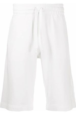 Dolce & Gabbana Crown logo track shorts