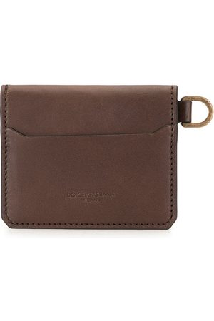 Dolce & Gabbana Men Wallets - Smooth calf leather cardholder