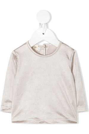 Caffe' D'orzo Long Sleeve - Round neck long-sleeved T-shirt
