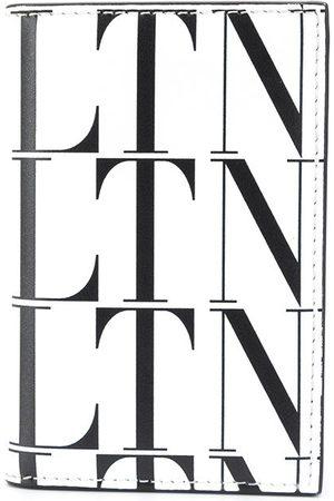 VALENTINO GARAVANI Men Wallets - VLTN print breast wallet
