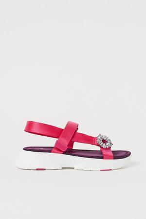 H&M Women Platform Sandals - Trainer sandals