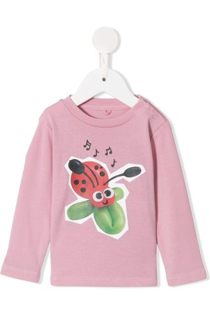 Stella McCartney Bug-print T-shirt