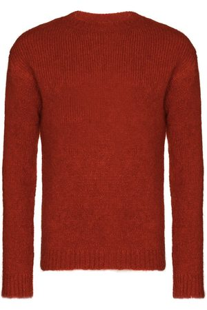 ANN DEMEULEMEESTER Fine-knit long-sleeve jumper
