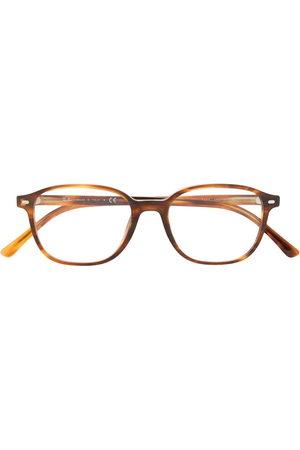Ray-Ban Leonard square frame glasses