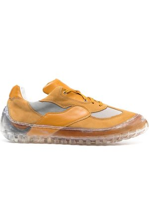 A-cold-wall* Clear soled trainers