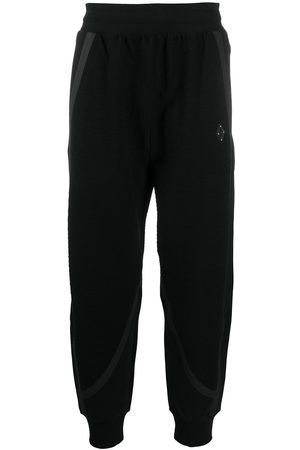 A-cold-wall* Logo plaque track pants