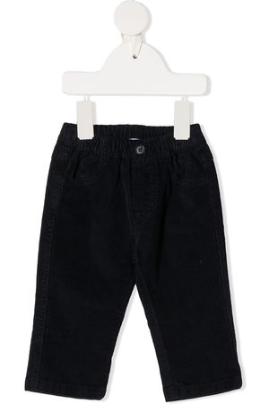 Il gufo Baby Chinos - Corduroy straight trousers