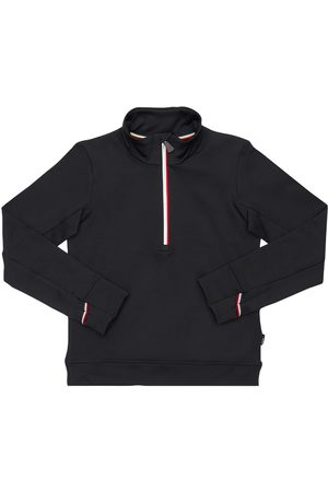 Moncler Fleece Zip-up Sweatshirt