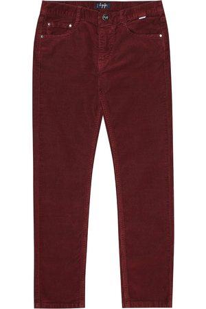 Il gufo Boys Stretch Trousers - Stretch-cotton corduroy jeans