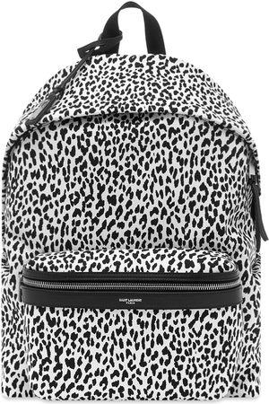 Saint Laurent Men Rucksacks - City Backpack