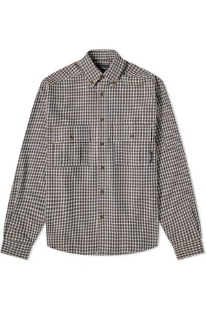 PACCBET Flannel Checked Shirt