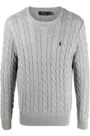 Polo Ralph Lauren Cable knit knitted sweatshirt