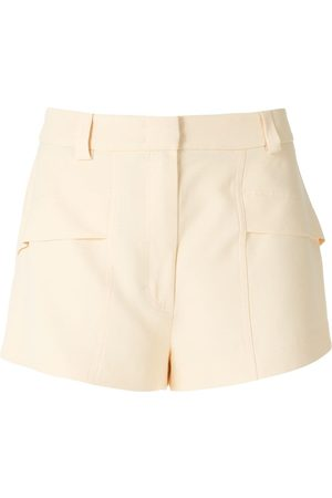NK Panelled straight shorts