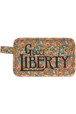 Gucci Liberty Print Beauty Case