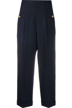 Sandro Sieny high waisted trousers