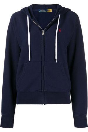 Polo Ralph Lauren Women Hoodies - Zip-up cotton hoodie