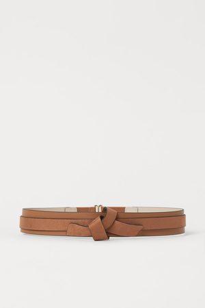 H&M Knot-detail waist belt