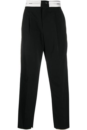 AMBUSH Folded waist trousers