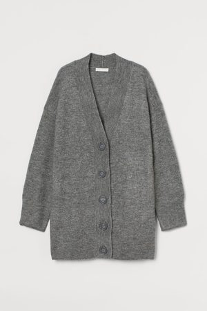 H&M Knitted cardigan - Grey