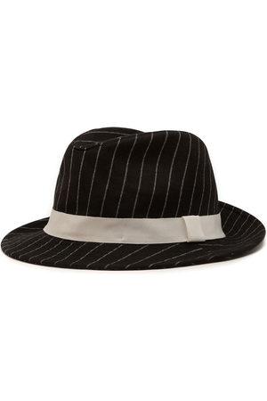 Dolce & Gabbana Women Hats - Pinstripe wool fedora
