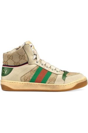Gucci Boys Sneakers - Screener high-top sneakers