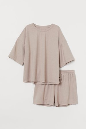 H&M Ribbed pyjamas