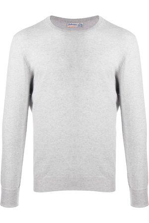 BALLANTYNE Round neck cashmere jumper
