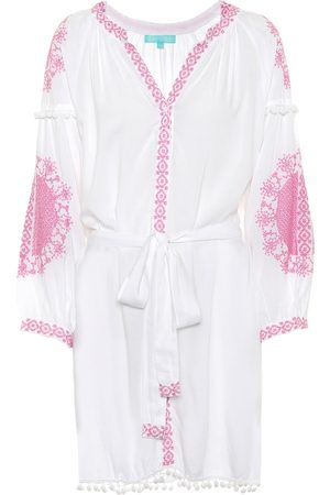 Melissa Odabash Exclusive to Mytheresa – Eliza embroidered kaftan