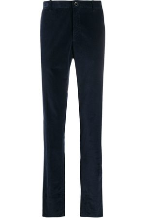 Incotex Elasticated corduroy trousers