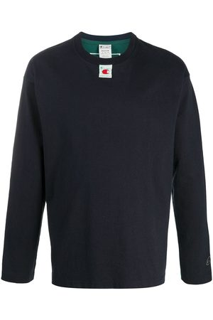 Champion Two-tone long-sleeved T-shirt