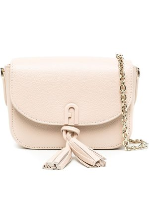 Furla 1927 tassel-trimmed cross-body bag