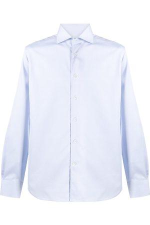 corneliani Men Business - Formal poplin shirt