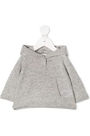 BONPOINT Cashmere knit hoodie
