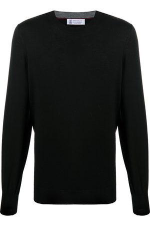 Brunello Cucinelli Men Long Sleeve - Long-sleeve jumper
