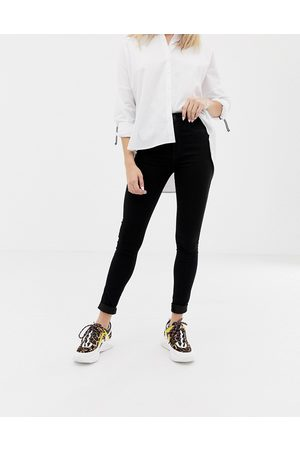 Only Royal high waist skinny jean in