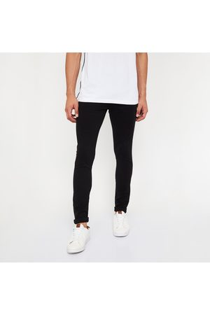 Celio Solid Skinny Fit Casual Trousers
