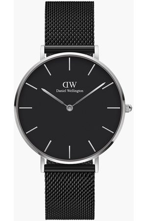 Daniel Wellington Unisex Analog Watch with Textured Strap - DW00100308