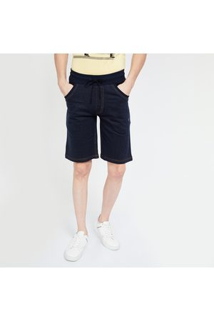 Proline Solid Regular Fit Shorts