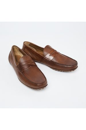 Ruosh Men Loafers - Textured Loafers