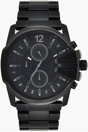 Diesel Men Chronograph Watch with Stainless Steel Strap - DZ4180