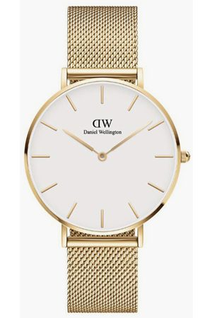 Daniel Wellington Unisex Analog Watch with Mesh Strap - DW00100346